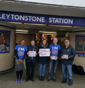Leytonstone team